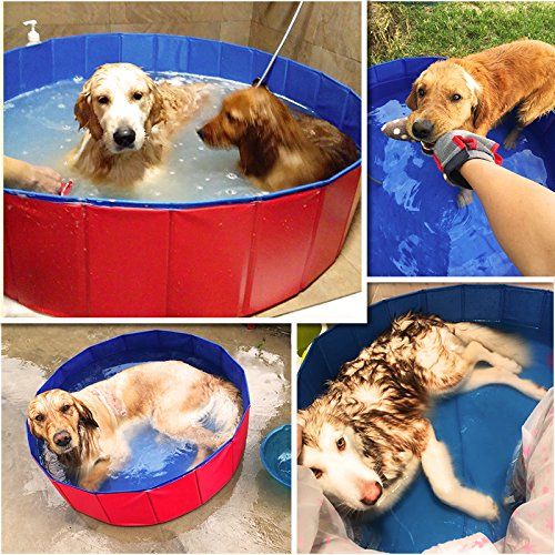 31H 12 inches Dogs, Cats, bathtubs, pet Pools, Large Dogs, Baths, bathtubs, pet Supplies, Circular Swimming Pools,31H 12 inches