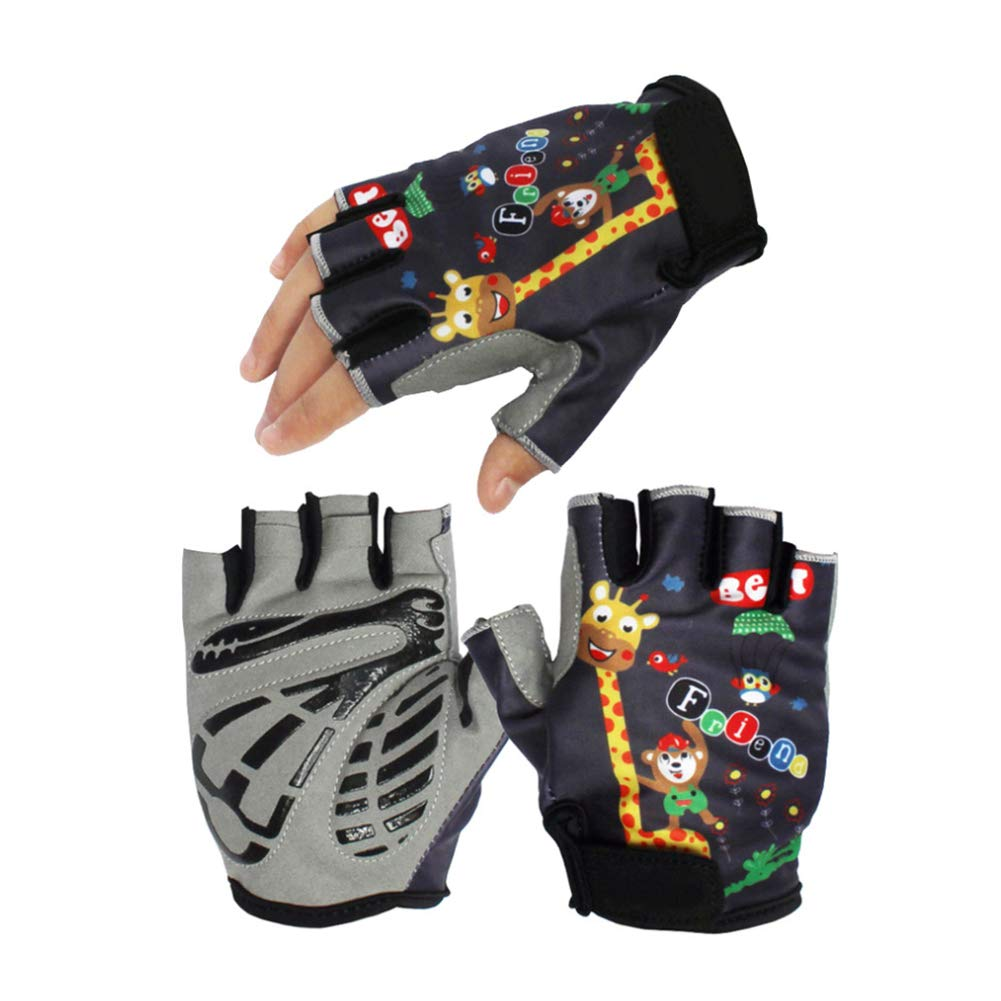 ZYCX123 Middle Finger gloves Winter Warm Gloves for Kids Gloves Outdoor 10 years or more