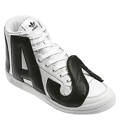 ef6280725b93 adidas Women s Neo Weneo Super Wedge Hi-Top Sneakers White Size  8 ...