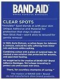 Band-Aid Brand Tru-Stay Clear Spots Discreet