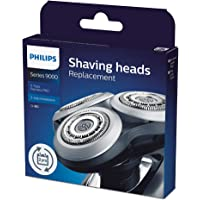 Philips Shaver Series 9000 Electric Shaver Head with V-Track Precision Blades PRO & Compatible with Shaver Series 8000…