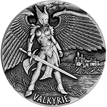 2016 TK Legends Of Asgard VALKYRIE Legends Of Asgard Max Relief 3 ...
