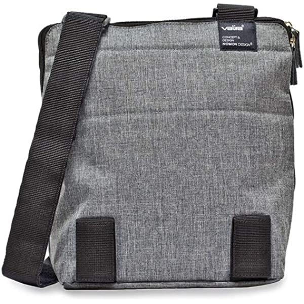 Valira Polar - Bolsa térmica Stone Washed 8 L, color gris: Amazon ...