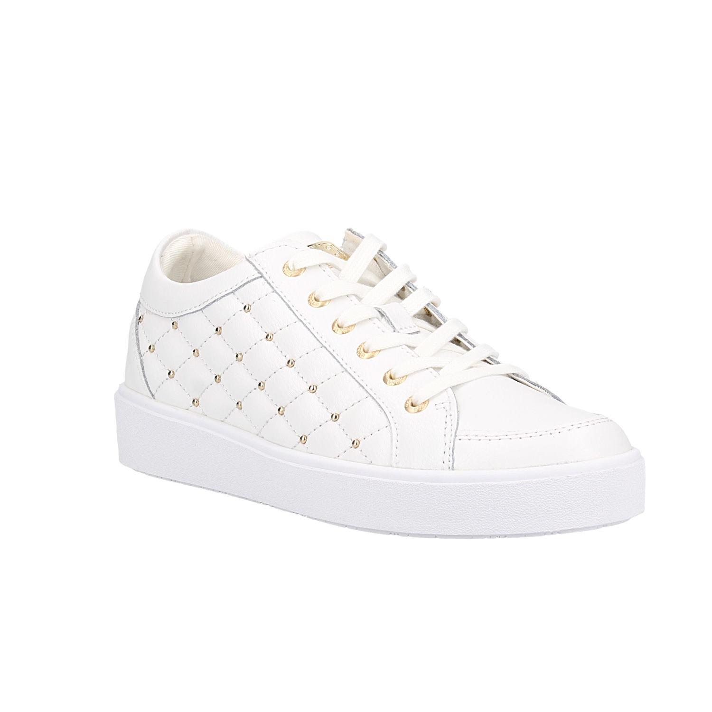 Zapatillas Guess FLGLN3 LEA12 White 41 EU|Blanco