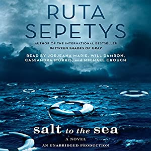 Ruta Sepetys - Salt to the Sea Audible Audiobook Online