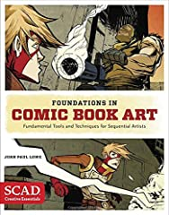 A comprehensive guide to creating and developing comic book and graphic novel art, from the Savannah College of Art and Design (SCAD), one of the world's leaders in sequential arts instruction.Artists seeking a way to break into the exciting world of...
