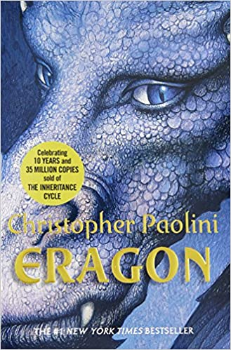 Image result for eragon book cover