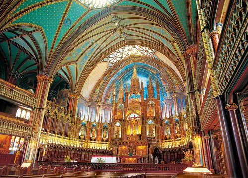 Price comparison product image Expert 3000 small piece of an extreme puzzle Notre Dame Cathedral [Canada ] 21-506 by Epoch