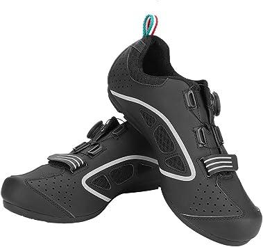 Dilwe Zapatillas de Bicicleta 1 Par de Zapatillas de Ciclismo ...