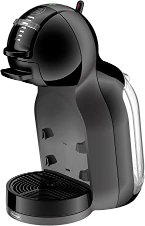 DeLonghi Dolce Gusto Mini Me EDG305.BG - Cafetera de cápsulas, 15 bares de presión, color negro y gris: Amazon.es: Hogar