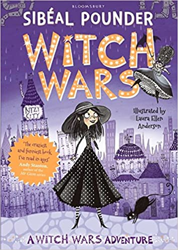 Image result for witch wars information on the back