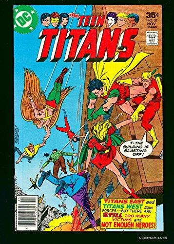 Teen Titans #51 NM+ 9.6