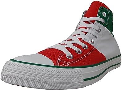31b5a7a3f5e0 Converse Unisex National Pride Green White Red Sneaker - 11.5 Men - 13.5  Women