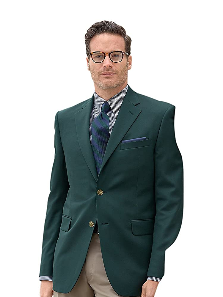 Paul Fredrick Men's Pure Wool Travel Blazer JA1511A000000