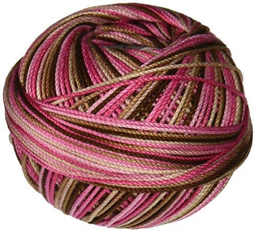 Handy Hands Lizbeth Cordonnet Cotton Size 3-Pink Cocoa [並行輸入品]   B07T8P6BLZ