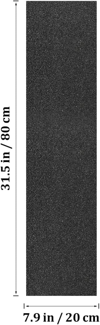Papel de lija antideslizante para monopat/ín papel de lija antideslizante VORCOOL