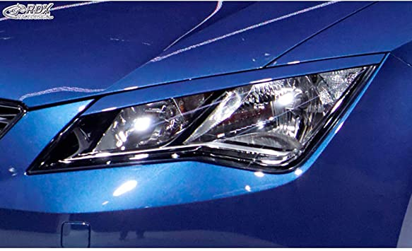 Scheinwerferblenden Seat Leon 5f Sc 5 Türer St 2013 Abs Auto
