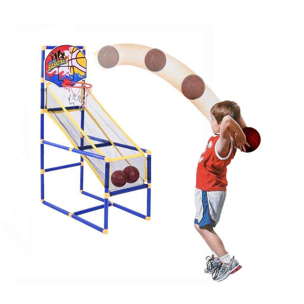Chenway Basketball Hoop for Kids Indoor and Outdoor Basketball Circle Arcade Game Toddler Toys Basketball Boy Gift [Ship from USA Directly] (B) by Chenway