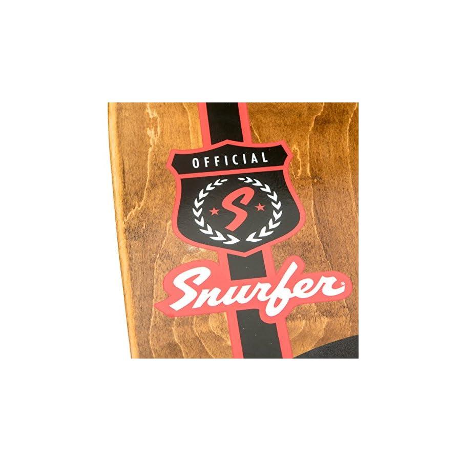 "Snurfer Snowboards Powder Series ""the Drifter"" 2017 Model"