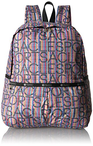 (LeSportsac Classic Noho Backpack, marker)