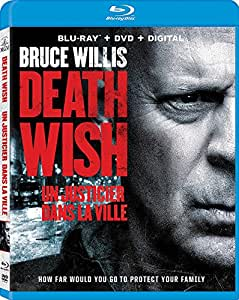 Death Wish (Bilingual) [Blu-ray + DVD + Digital Copy]