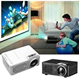 Corgy Mini LED Projector HD 1080P Multimedia Home Theater Video Projectors