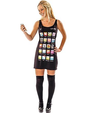 Orion Costumes Handy Mobiltelefon Kleid: Amazon.de: Bekleidung