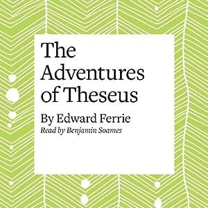 The Adventures of Theseus Audiobook