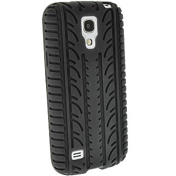 iGadgitz U2530 Funda Negro Funda para teléfono móvil - Fundas para teléfonos móviles (Funda, Samsung, Galaxy S4 Mini I9190/I9195, Negro)