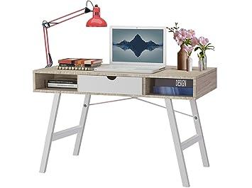 Tisch Skandinavisch design schreibtisch bürotisch computertisch pc laptop tisch