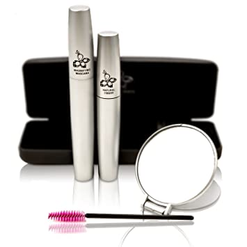 3D Fiber Lash Mascara by Brazilian Beleza - Premium Fiber Mascara - Fiber Lashes Made Easy