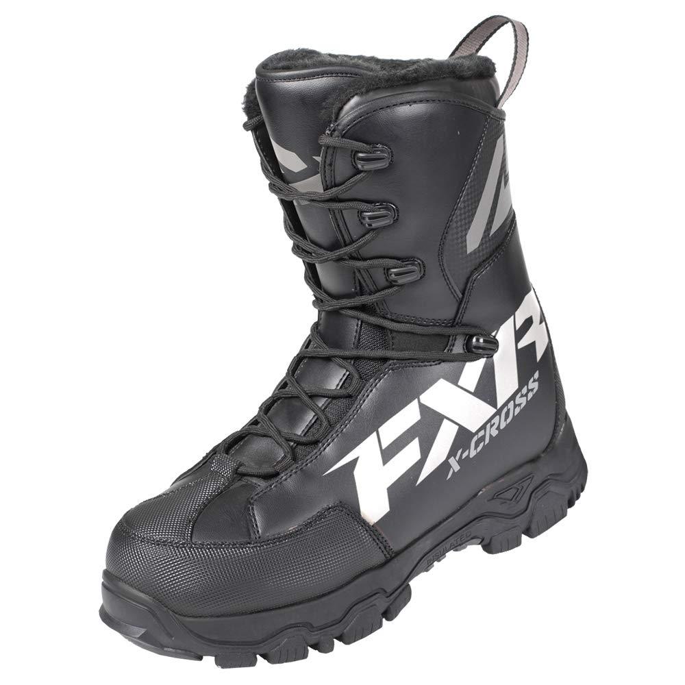 12 X-Cross Speed Boot FXR 2019 // EU 46 Black, Men
