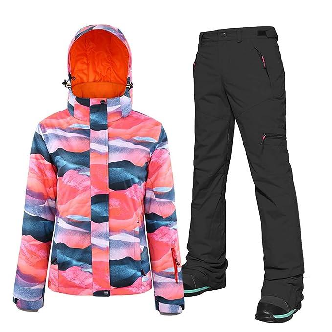 Amazon.com: Searipe - Trajes de esquí impermeables para ...