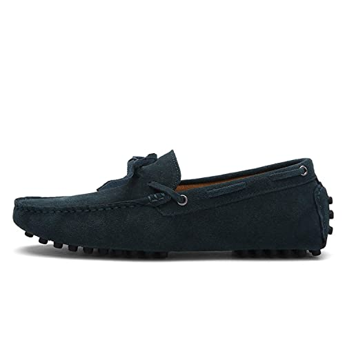 Amazon.com: Autumn Hombres Loafers Mocasin Homme Casual ...