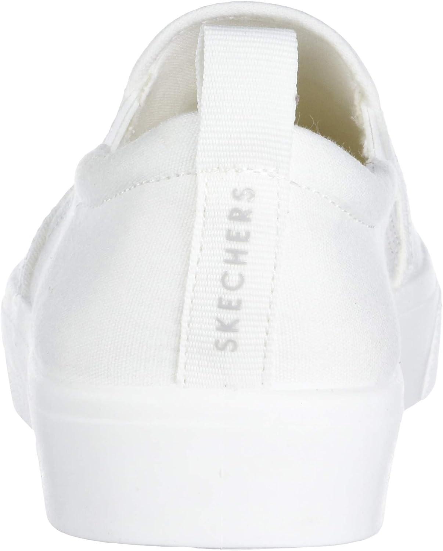 Skechers Street Poppy-Every Daisy Baskets pour femme Blanc