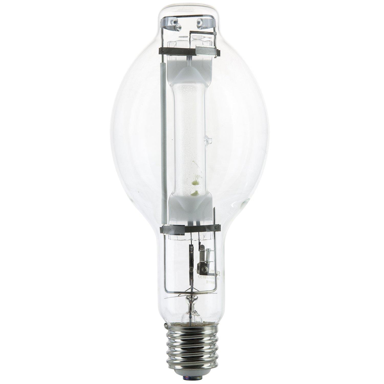 Clear Mogul Base Sunlite MH1000//U//BT37 03680-SU 1000-watt Metal Halide Bulb