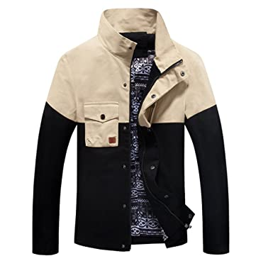 Michael Monte 2016 Mens Jackets And Coats Fashion Chaqueta Hombre M-5Xl Large Size Fashion