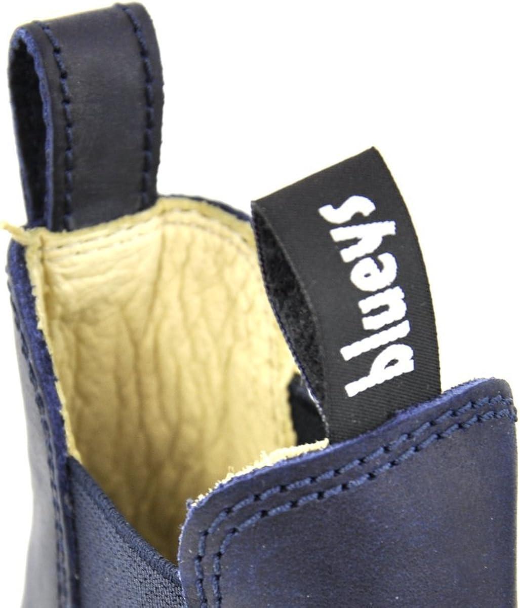 blue heeler Damen Stiefeletten Meryl 104 blau 295348 Navy