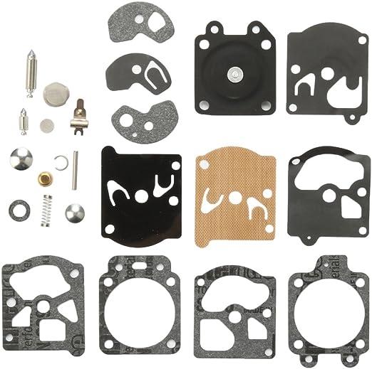 HIPA - Kit de juntas y membranas K10-WAT para carburador Walbro ...