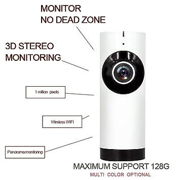 Cámara Wifi colgante & Seguridad Cámara Tarjeta SD, IP CAM ...