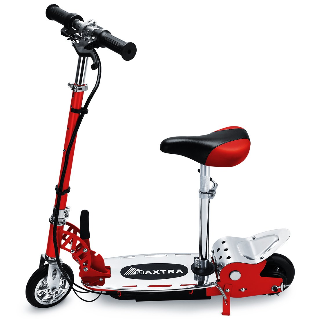 maxtra e120 177lbs max weight capacity electric scooter. Black Bedroom Furniture Sets. Home Design Ideas