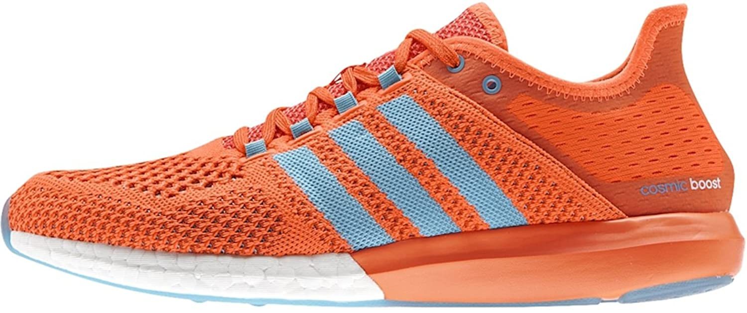 Adidas Climachill Cosmic Boost Running Shoes (Solar Orange)