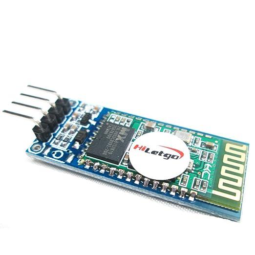 7 opinioni per XINTE Wireless Bluetooth Serial modulo slave HC-06 misura per Arduino