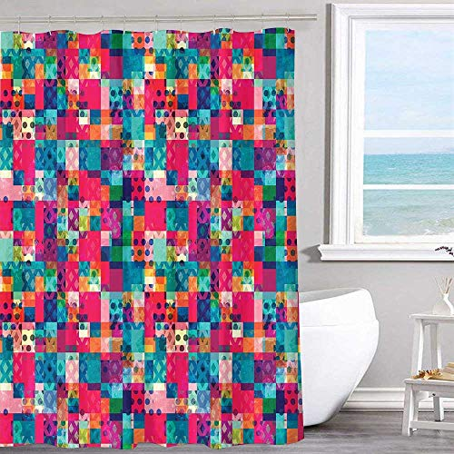 Extra Wide Shower Curtain 60