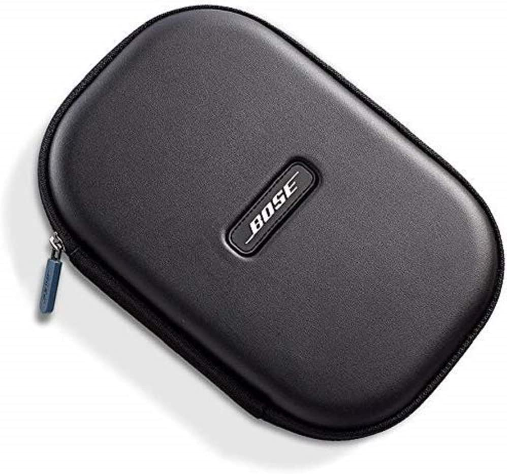 Bose Quiet Comfort 25 Headphones Replacement Carry Case Black