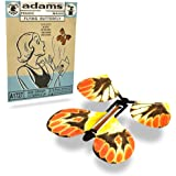 Adams Pranks and Magic - Flying Butterfly - Classic Novelty Gag Toy