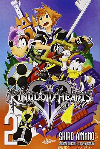 Kingdom Hearts II, Vol. 2 - manga by Yen Press