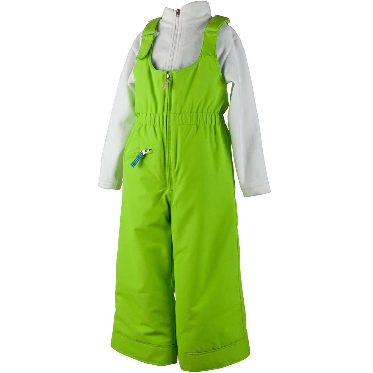 Obermeyer Kids Girls Snoverall Pant Sarah Green 3 by Obermeyer