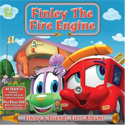 finley the fire engine - 9