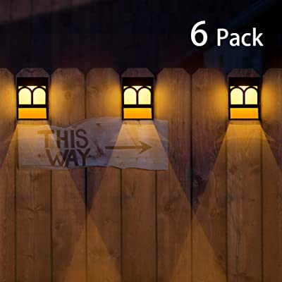Sunface Solar Deck Lights
